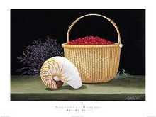 Nantucket Harvest poster print by Robert Duff