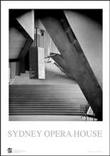 Sydney Opera House 1 poster print by Jack Atley