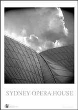 Sydney Opera House 7 poster print by Jack Atley