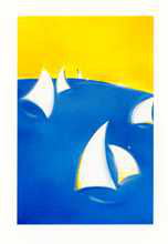 Under Sail 1 poster print