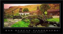 Watendlath, Lake District poster print by Ken Duncan