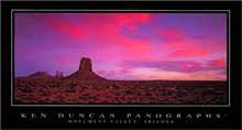 Monument Valley, Arizona poster print by Ken Duncan
