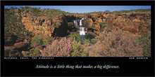 Mitchell Falls, The Kimberley poster print by Ken Duncan