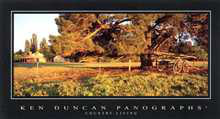 Country Living poster print by Ken Duncan