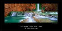 Mooney Falls poster print by Ken Duncan