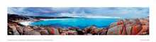 Bay of Fires poster print