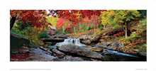 Glade Creek Grist Mill poster print by Ken Duncan
