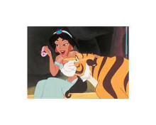 Rajah Was Just Playing With Him poster print by  Disney
