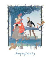 Sleeping Beauty poster print by  Disney