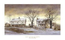 End of the Day poster print by Ray Hendershot