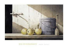 Apple Butter poster print by Ray Hendershot