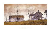 At Breakfast poster print by Ray Hendershot