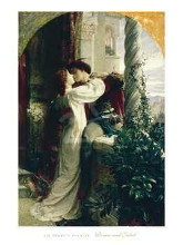 Romeo And Juliet poster print