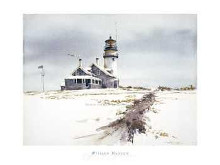 Cape Cod Lighthouse poster print by William Mangum