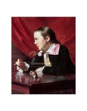 Henry Pelham (Boy With A Squirrel), 1765 poster print by John Singleton Copley