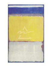 Number 10, 1950 poster print by Mark Rothko
