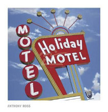Holiday Motel poster print by  Ross