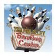 Ten Pin Alley Bowling Center poster print by  Ross