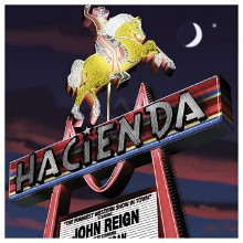 Hacienda poster print by  Ross
