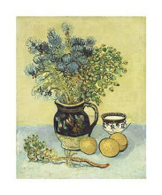 Still Life, 1888 poster print by Vincent van Gogh