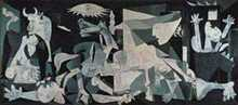 Guernica poster print by Pablo Picasso