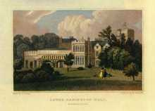 Serie Castelli-Lower Eatington Hall-Wari poster print by  Unknown