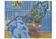 Still Life with Geraniums poster print by Henri Matisse