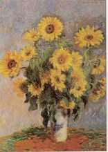 Bouquet of Sunflowers poster print