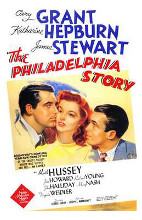 Philadelphia Story, the poster print by  Entertainment Poster