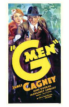 G Men poster print by  Entertainment Poster