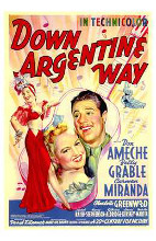 Down Argentine Way poster print by  Entertainment Poster