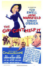 Girl Can't Help It, the poster print by  Entertainment Poster