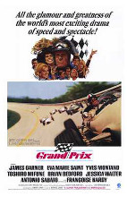 Grand Prix poster print by  Entertainment Poster