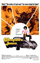 Cleopatra Jones poster print by  Entertainment Poster