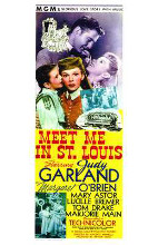 Meet Me in St Louis poster print by  Entertainment Poster