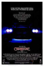 Christine poster print by  Entertainment Poster