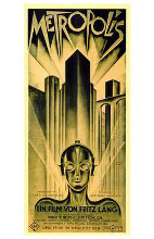 Metropolis poster print by  Entertainment Poster