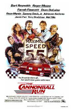 Cannonball Run poster print by  Entertainment Poster