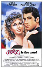 Grease poster print by  Entertainment Poster