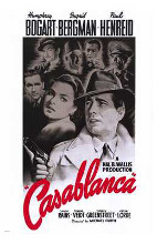 Casablanca poster print by  Entertainment Poster
