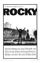 Rocky poster print by  Entertainment Poster