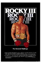 Rocky 3 poster print by  Entertainment Poster