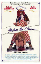 Shakes the Clown poster print
