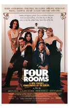 Four Rooms poster print by  Entertainment Poster