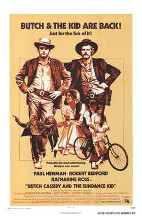 Butch Cassidy and the Sundance Kid poster print by  Entertainment Poster