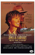 Amelia Earhart: the Final Flight poster print by  Entertainment Poster