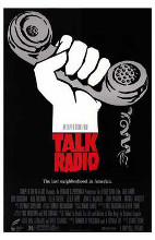Talk Radio poster print by  Entertainment Poster