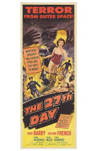 27Th Day, the poster print by  Entertainment Poster