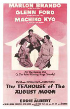 Teahouse of the August Moon, the poster print by  Entertainment Poster