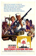 Sand Pebbles poster print by  Entertainment Poster